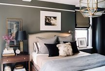 Bedroom Obsessions / From leather headboards to linen bedcovers we have you covered for aspirational bedrooms.
