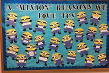 School door decor / by Mellissa Taylor