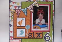 scrapbooking / by Kimberly Williams