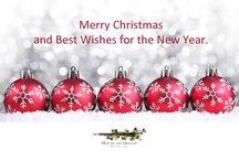 Feliz Navidad / Mas de les Gralles - Business Time os desea unas Felices Fiestas