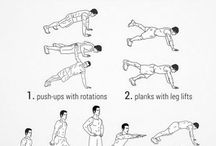 Saját testsúlyos gyakorlatok