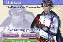 Shall we date? Ninja Shadow - Hijikata