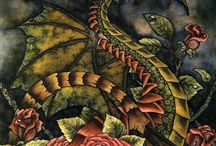 Dragons, Dragon Wicca <3