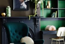 First Look at Interior Trends for 2017 / With just over a month left of 2016, many of us are looking to the new year & what wonders it will bring to the world of interiors! Here, we've taken a brief look at the interior trends predicted for 2017 ...