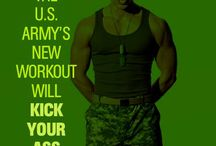 Military Fitness / How the military and special forces keep fit