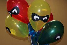 Diy cartoon party