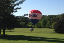 Above The Crowd / A collection of photos of the RE/MAX Balloon flying across Canada. Have any of your own? Pin it using #AboveTheCrowd