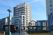 Hesperia | Jesolo Lido / Something new in the City! #JesoloCityBeach New Urban concept in Jesolo Lido, Luxury apartments wait you with service of an design-charm hotel.  loading...