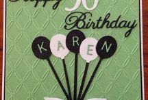 Female 50th birthday