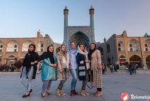 Anna loves Iran