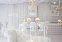 White Wedding Inspiration / White Wedding Inspiration