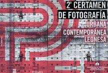 2 Certamen de Fotografía URBANA Contemporánea LEONESA /  II Certamen de Fotografía, con el fin de apostar por la cultura y poner en valor y contribuir a una mayor difusión de los espacios y entornos urbanos leoneses, sus ejercicios arquitectónicos y urbanísticos