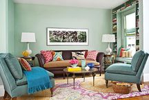 Living Rooms / Make sure your living room feels livable, with paints and stains from Norberg Paints.