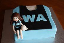 18th bday cakes