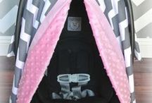 Baby Girl Car Seats