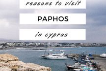 CYPRUS FAMILY TRIPS | INSPO / Family travel to Cyprus.  Ideas and inspiration for family holidays in Cyprus, Europe.