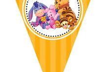 birthday ideas - winnie pooh