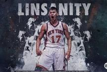 Linsanity / Jeremy Lin, Linsanity, New York Knicks, Harvard, Golden State, NBA. / by 'Christopher Hammond