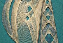 filografi ve çivi sanatı