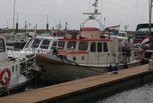 Oude reddingboten