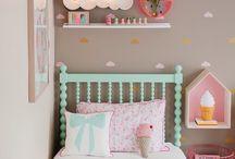 Leah & Ollie room