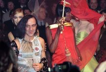 John Galliano,editorial,fashion show / John Galliano ,fashion show,backstages etc