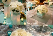 Bat Mitzvah - Tiffany blue and silver party