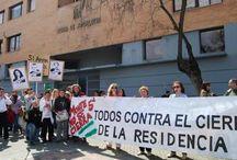 """Como se carga la Junta de Andalucía la """"Ley de la Dependencia"""" en 10 puntos"""