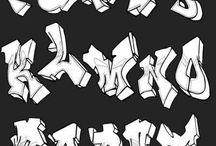 letra graff