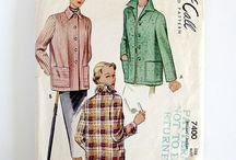 Fashion Details ~ boxy coats, smocks and maternity