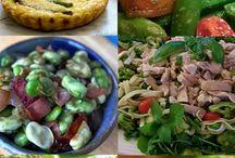 Garden to Table / Ideas for cooking fresh garden produce.