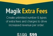 MagikCommerce Coupons
