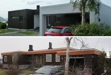Before/After * Før/etter / Transformasjon. Gode grep som gjør at en hus eller gjenstand forlenger livet.