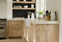 Kitchen / by Ashley McCann Lepine