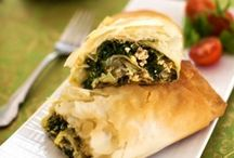 Yum! Going Greek