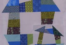 Churn Dash Quilts / by Maureen Mandy