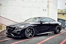Mercedes Coupe S63 AMG