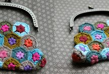 Crochet - Bags: big & small