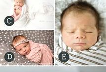 posees newborn