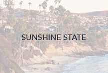 Sunshine State / Live and love the Southern California lifestyle where it all started. / by Three Dots