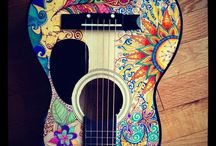 Guitar,Music and life