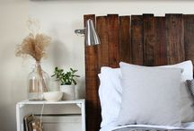 Repurposed Pallets! / these are so fabulous....and people just toss out pallets for us to use for Free!!!