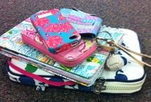 School supplies + organisation
