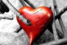 Harten / Hearts ❤️❤️ / by Wilma Bröcheler