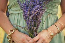 mint and lavender wedding