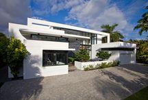 Arquitetura: Casa - House / Lindos projetos para inspirar você a ter a casa dos seus sonhos. Visite www.thyaraporto.com/blog e confira ótimas dicas para decorar a sua casa.