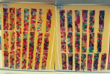Concurs punts de llibre Sant Jordi 2015 - Escola Joan Casas / Els alumnes de les escoles Joan Casas i Torre Roja han participat al concurs de punts de llibre de Sant Jordi 2015 de la biblioteca. Aquí podeu veure tots els participants de l'escola Joan Casas