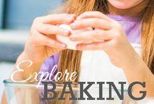 Baking with Children