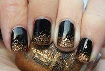 I love this nail decor