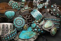 Turquoise / by Gloria Erickson